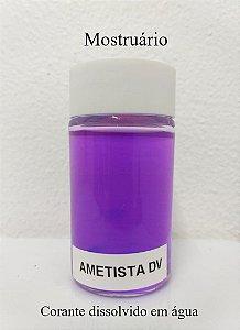 Corante Ametista DV (em pó) - 20g
