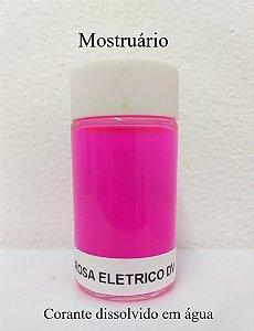 Corante Rosa Elétrico DV (em pó) - 20g
