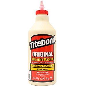 Cola Para Madeira Titebond I Original Wood Glue - 946Ml
