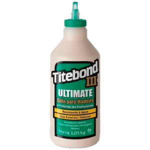 Cola Para Madeira Titebond III Ultimate Wood Glue - 946ml