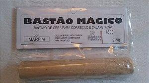 Bastão de Cera Para Correção de Madeira Cor Marfin 30g