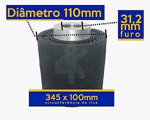 ROLETE EXPANSIVO 110 MM DE DIÂMETRO CIRCUNFERÊNCIA 345X100MM