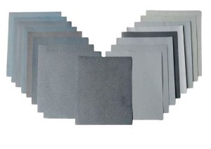 Folha de Lixa D´água - Grão 180- 230MM X 280 MM - Klingspor