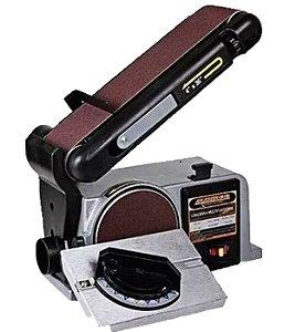 Lixadeira de Cinta Multifuncional 370W - MANROD- MR - 47 220V