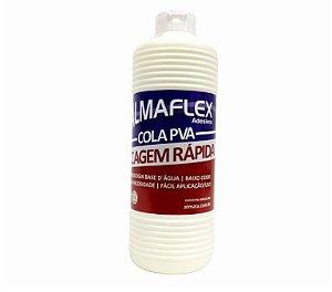 Cola Pva 1kg Secagem Rápida De Mdf Madeira Almaflex