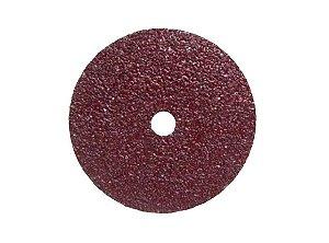 """Disco de Lixa de Fibra 7"""" 178mm Grão 120"""