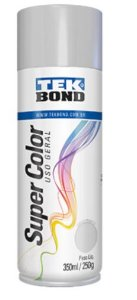 Primer (Fundo) Spray Super Color Uso Geral com 350ml/250g - TEKBOND