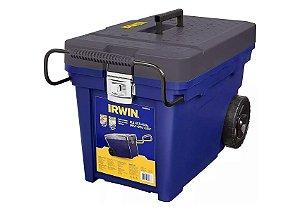 Caixa Baú Ferramentas C/ Rodas Contractor 16 Pol. - IRWIN