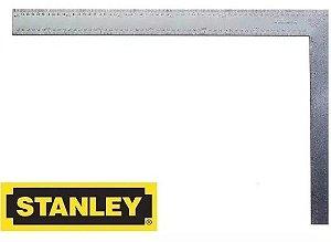 Esquadro Grande Aço Para Carpinteiro Ref. 45-600 - STANLEY