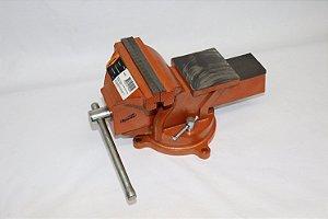 Torno de bancada com base giratória Nº 150MM - SPARTA