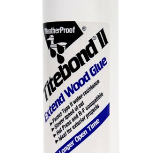 COLA TITEBOND II EXTEND WOOD GLUE - 473ml