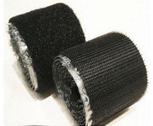 Velcro Fêmea- Preto 150MM de largura x 1 metro