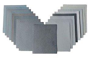 Folha de Lixa D´água - Grão 600- 230MM X 280 MM - Klingspor