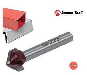 Fresa Para Acm 90° Haste 6mm Fr382 Amana Tool