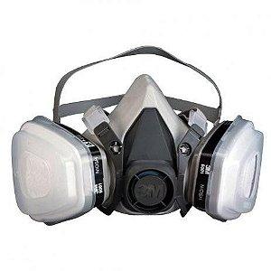 Kit Respirador Semifacial 6200 - 3M