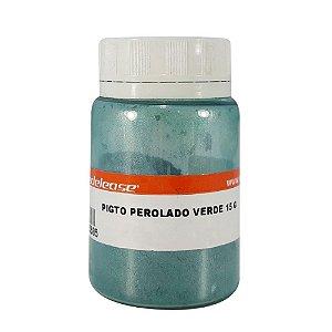 PIGMENTO PEROLADO VERDE 15GRS - REDELEASE