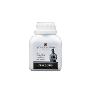 OLIO FLUIDO SOLVENTE P/ VERNIZ ATÓXICO 250ML - GENERAL IRON FITTINGS