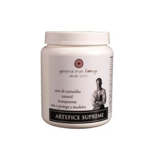 ARTEFICE SUPREME (CERA CARNAÚBA NATURAL TRANSP.) 900ML - GENERAL IRON FITTINGS