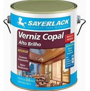 VERNIZ COPAL ALTO BRILHO INTERIOR GL 3,6L - SAYERLACK