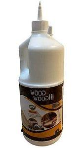 COLA PARA MADEIRA WOOD WOOD III 1200KG APROVA D´ÁGUA / ATÓXICA