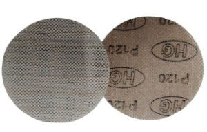 DISCO LIXA TELA 125MM 5POL. GR120