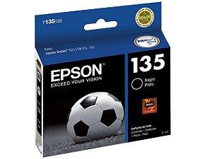 Cartucho de Tinta Epson T135120 Preto 5ml