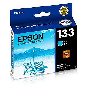 Cartucho de Tinta Epson T133220 Ciano 5ml