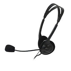 Headset Voicer Light CT-662040BK C3Tech