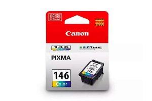 Cartucho de Tinta Canon 146 Colorido 9ml Original