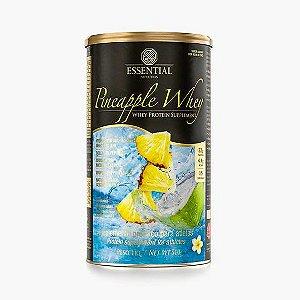 Pineapple Whey 510g Whey Protein Hidrolisado e Isolado com abacaxi e água de coco