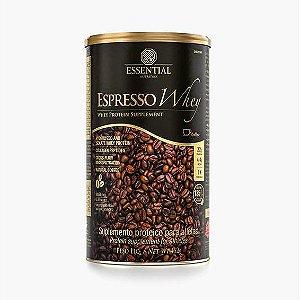 Espresso Whey 462g Whey Protein Hidrolisado e Isolado com Extrato de Café