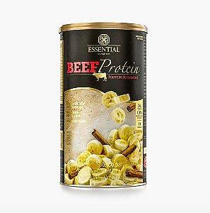 Beef Protein Banana com Canela 420g Proteína 100% Hidrolisada da Carne Bovina