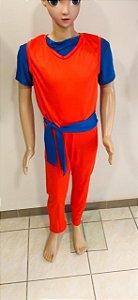 Fantasia Goku Infantil tam: G
