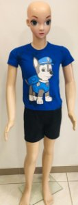 Camiseta Patrulha Canina Infantil Tam:2