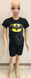 Camiseta Batman  Infantil  Tam:4