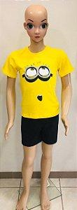 Camiseta Minions tam:4