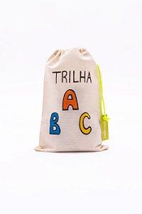 Trilha ABC - Alfabetização Infantil - Brinquedo Pano