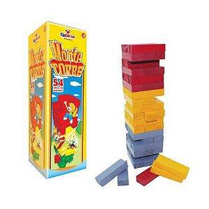 Monte Torre Colorido 54 peças