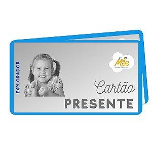 CARTÃO  PRESENTE - 60 REAIS