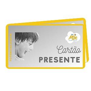 CARTÃO PRESENTE - 100 REAIS