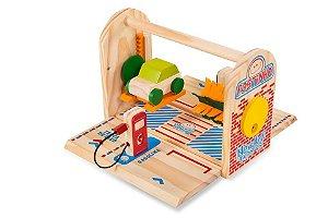 Brinquedo Educativo Postinho Newart