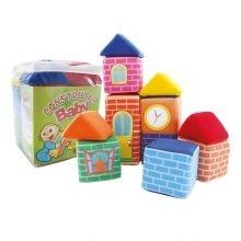 Construtor Baby com 10 peças