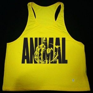 Camiseta Regata Cavada Animal