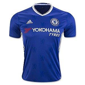 Camisa oficial adidas Chelsea 2016 2017 I jogador