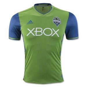 Camisa oficial Adidas Seattle Sounders 2016 I jogador