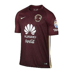 Camisa oficial Nike América do México 2016 2017 II jogador