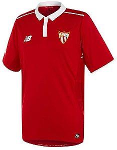 Camisa oficial New Balance Sevilla 2016 2017 II jogador