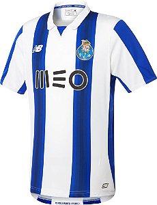 Camisa oficial New Balance Porto 2016 2017 I jogador