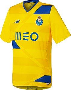 Camisa oficial New Balance Porto 2016 2017 III jogador