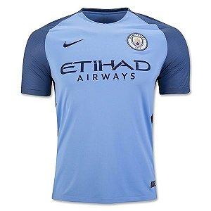 Camisa oficial Nike Manchester City 2016 2017 I jogador